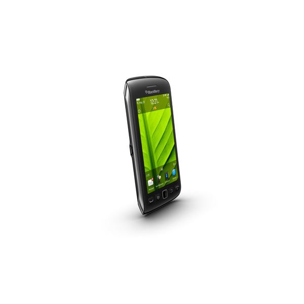 Blackberry Torch 9860 side face
