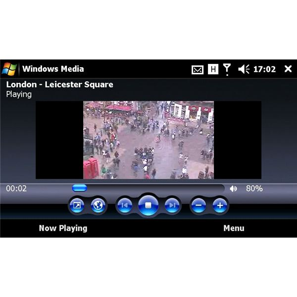Leicester Square Webcam