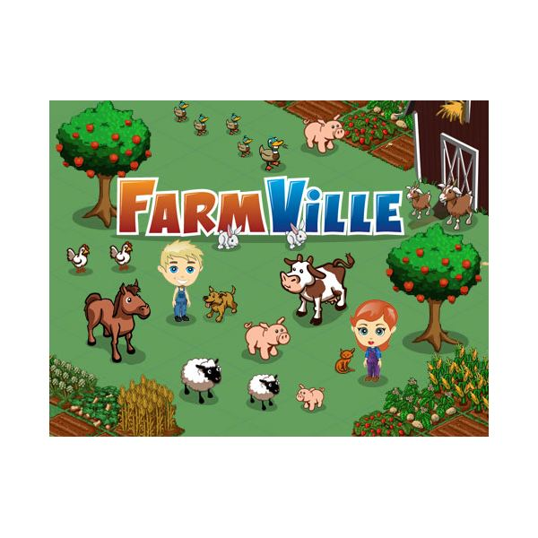 Farmville for Facebook