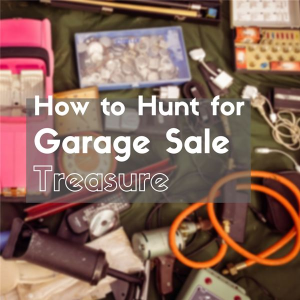 Selling Garage Sale Finds: Tips for Making Extra Cash