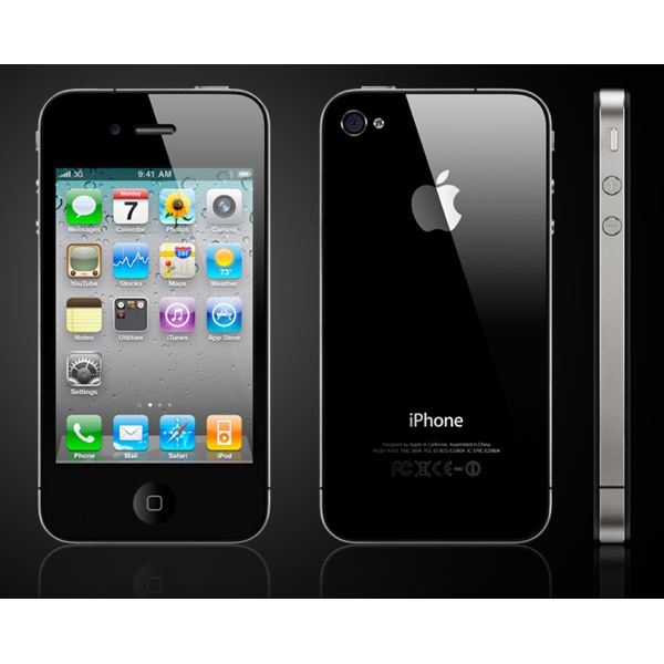 iPhone 4 Design and form factor