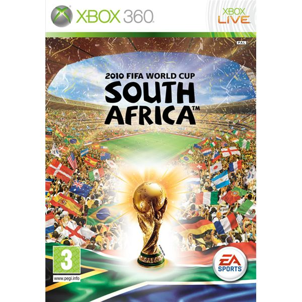 2010 FIFA World Cup Release Date and Preview for Xbox 360