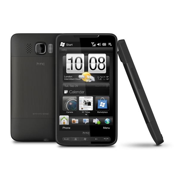 HTC HD3 Preview: Speculation, Rumors and Leaked Specs Abound: UI and Design Preview
