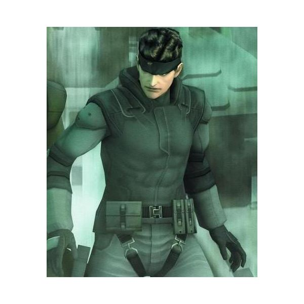 Metal Gear Solid: Solid Snake Character Profile
