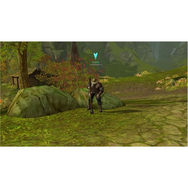 Aion Guide for The Snuffler Headache, Helping Kales, and A New Skill