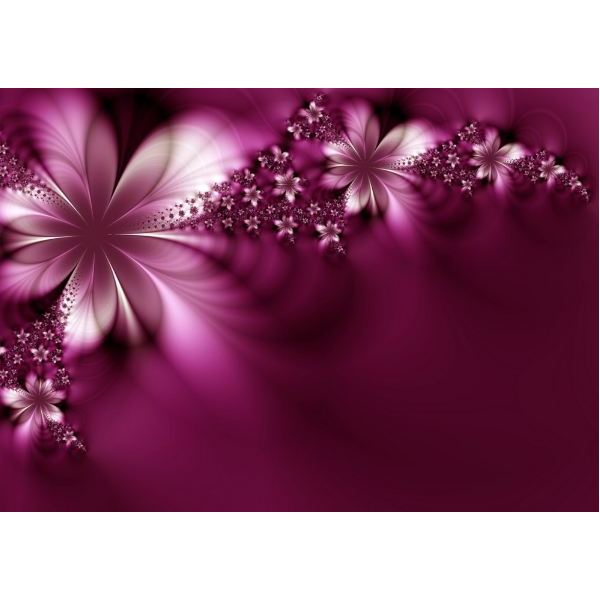 Free abstract wallpaper for windows purple floral abstract wallpaper thecheapjerseys Choice Image