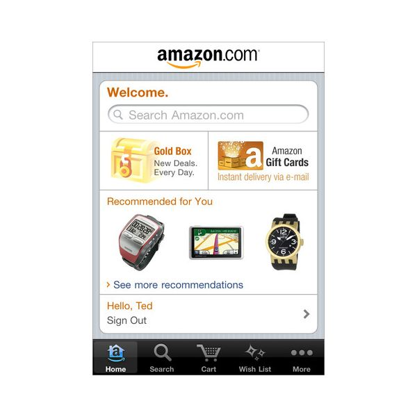 Amazon's iPhone Apps: What's Hot and What's Not