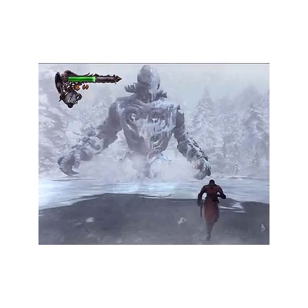 Castlevanial Lords of Shadow - Ice Titan