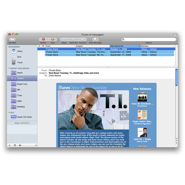 Access Your Free Yahoo! Mail via MacFreePOPs