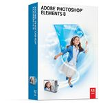 Photoshop Elements 8 Box Shot