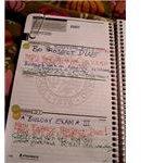 homework planner by GIRLintheCAFE flickr