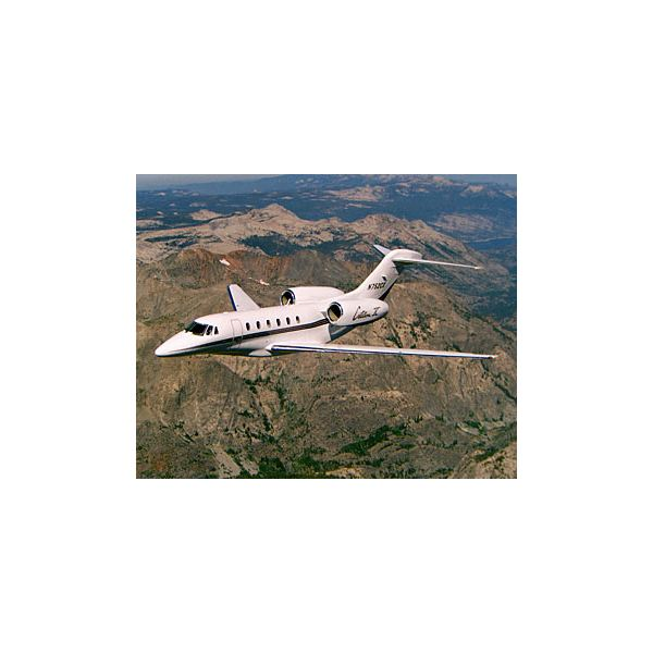 What is the Cost of a New Citation X Aircraft: Options and Standard Equipment
