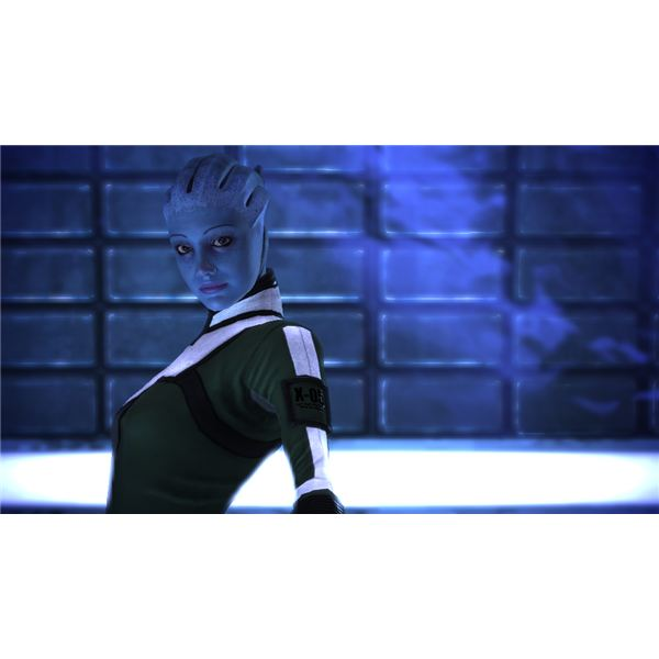 Pursuing a Continued Romance with Liara in Mass Effect 2 - A Mass Effect 2 Guide To Romance