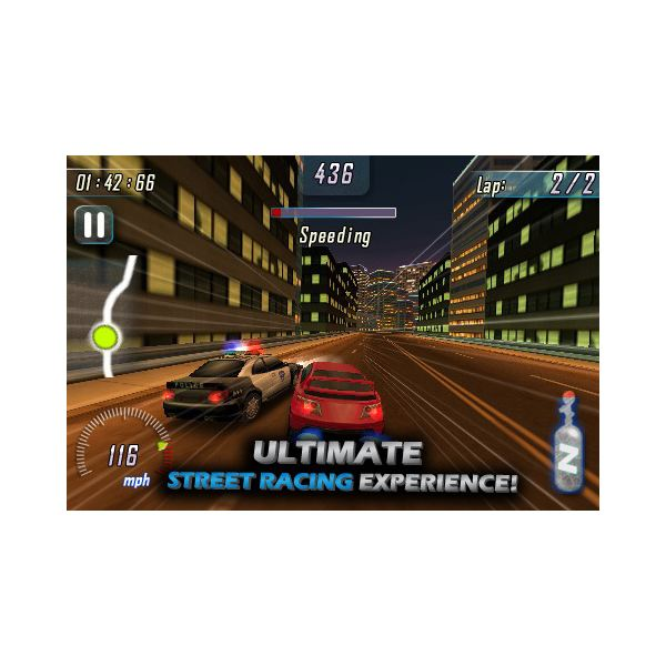 Fast & Furious: Adrenaline Review - Street Car Racing on the iPhone, iPod Touch, and iPad