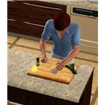 The Sims 3 Cooking Ambrosia