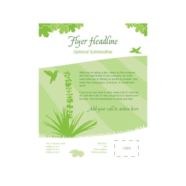 flyer templates microsoft publisher