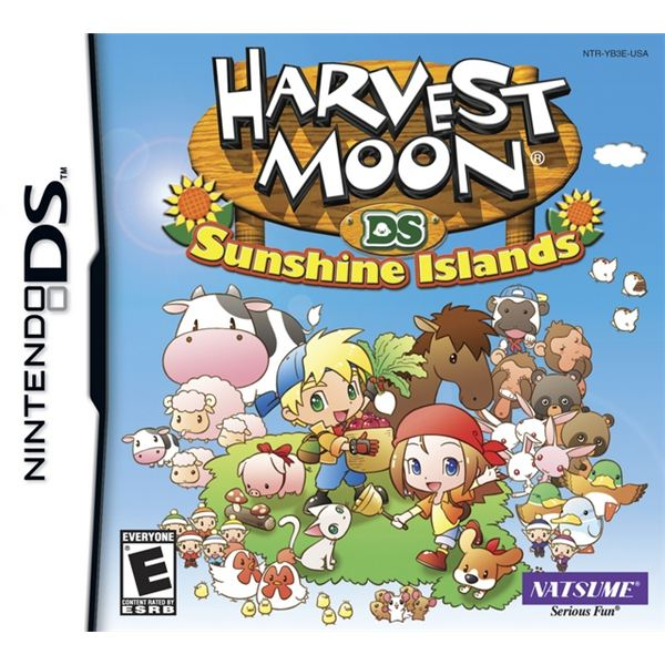 Harvest Moon Games for Nintendo DS: Harvest Moon Sunshine Islands – The Latest In The Harvest Moon DS Saga