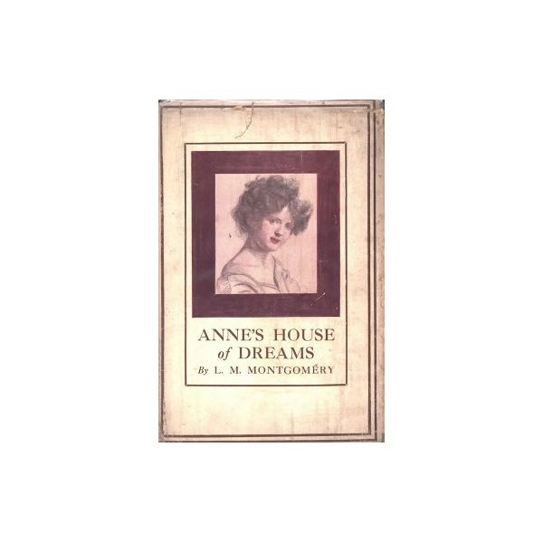Annes House Of Dreams Cover