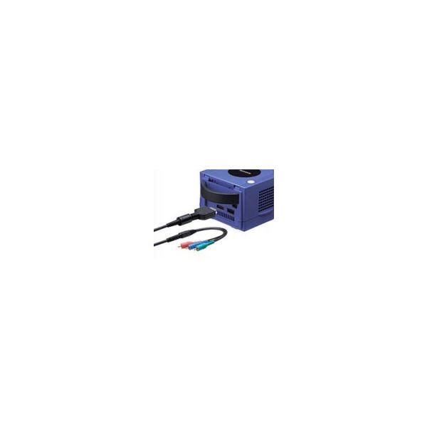 Nintendo Gamecube Component Cables by Nintendo