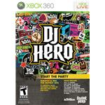 DJ Hero Boxshot for Xbox 360