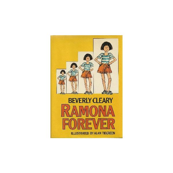 Teaching Guide and Downloads for Beverly Cleary's Ramona Forever and Ramona's World