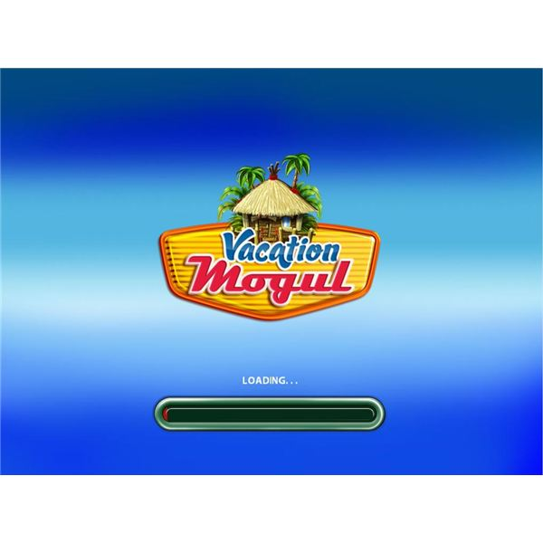 vacation mogul loading screen