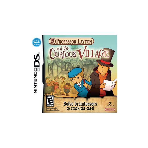 Professor Layton cover