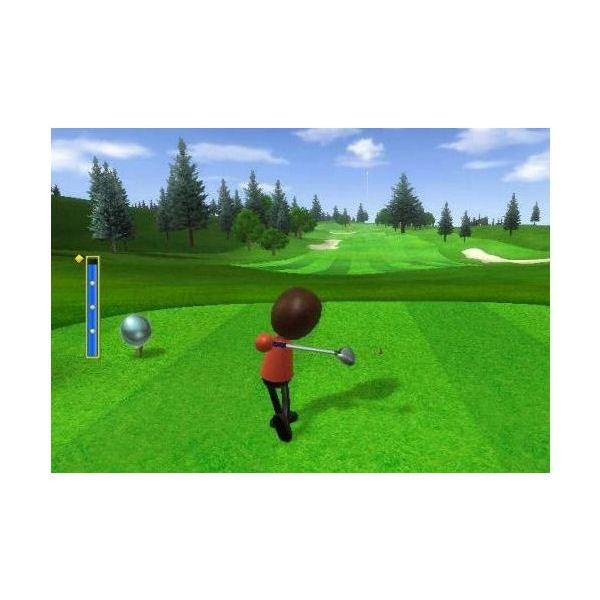 Wii Golf Tips