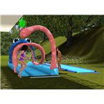 The Sims 3 water slides