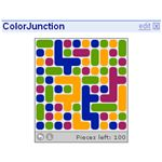 ColorJunction Google Gadget Game