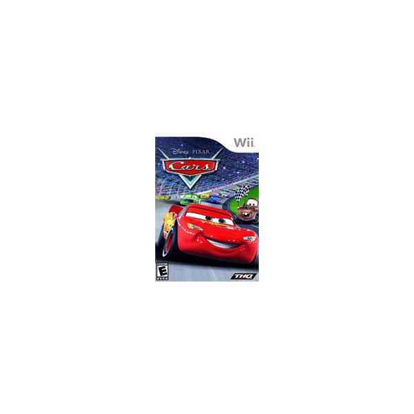 Disney Cars for Wii