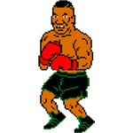 In 1990, Mike Tyson's contract with Nintendo ended...