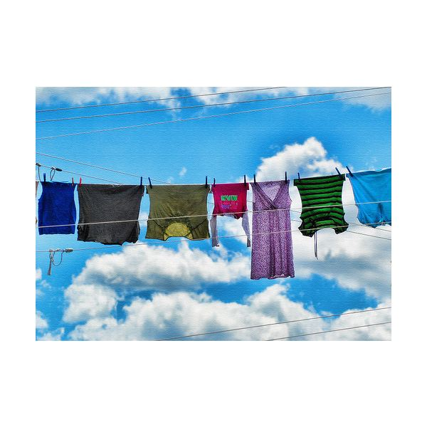 cold water laundry