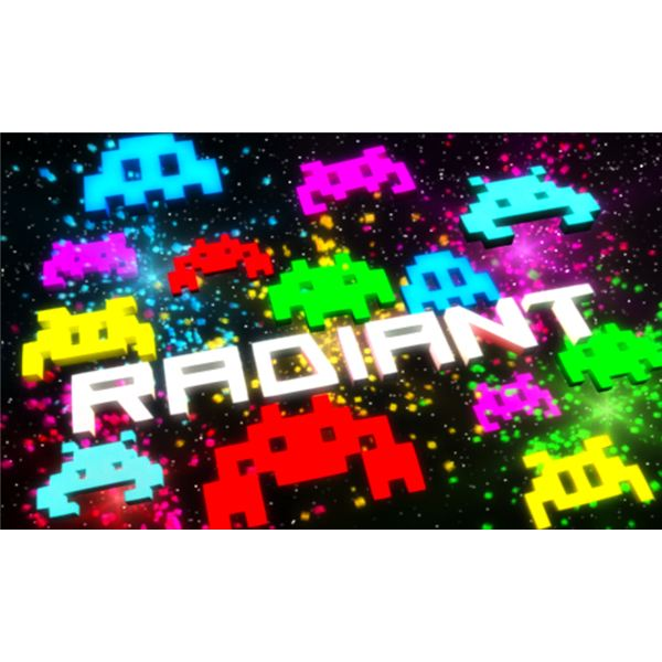 Radiant Start Up Screen