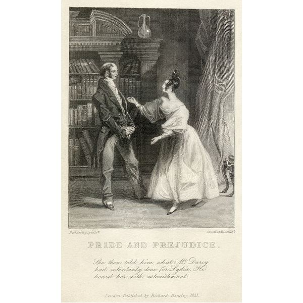 358px-Pickering - Greatbatch - Jane Austen - Pride and Prejudice - She then told him what Mr Darcy had voluntarily done for Lydia