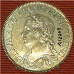 Cromwell Gold Coin