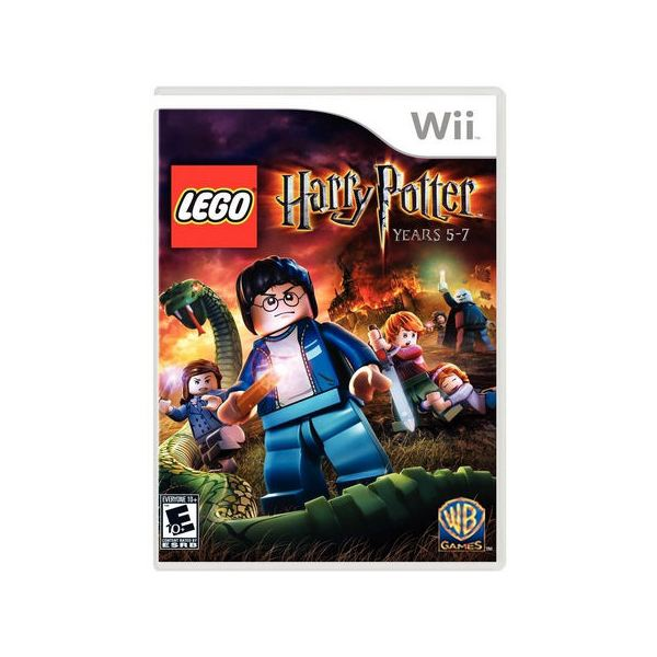 Review of Lego Harry Potter Video Game for Years 5-7