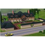 Landgraab home in one of The Sims 3 neighborhoods, Sunset Valley.