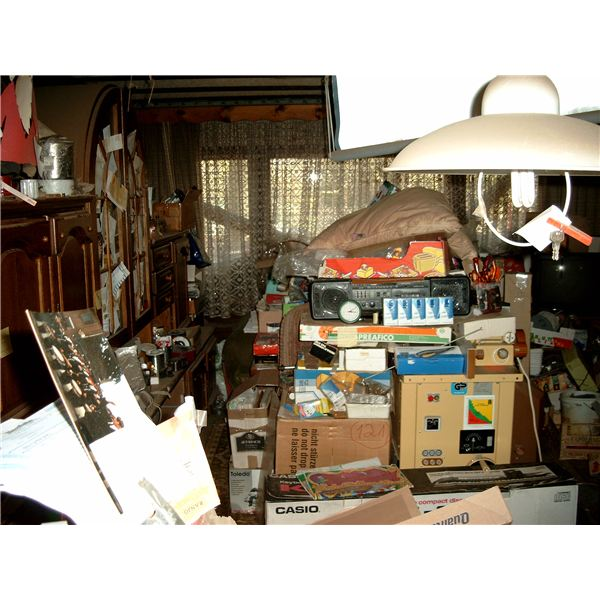 Causes of Hoarding