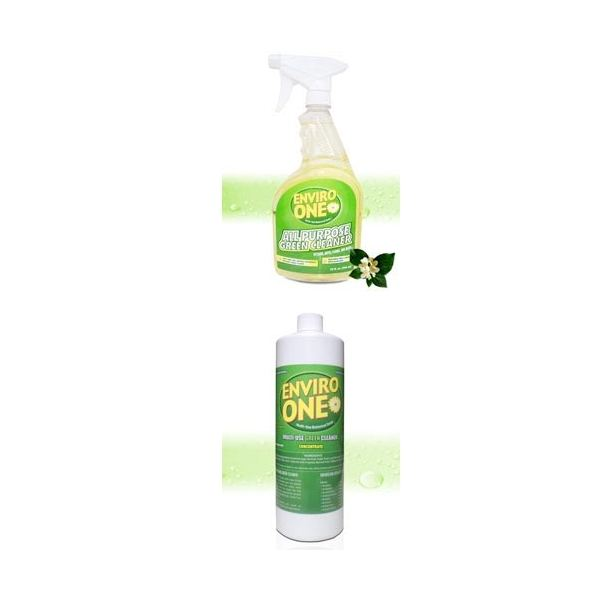 Enviro-One All Purpose Cleaners - natural cleaning products