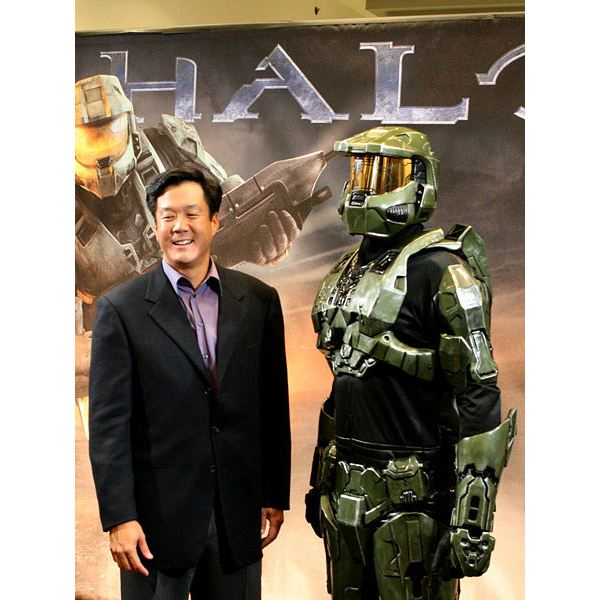 450px-Halo3LaunchInNYC ShaneKim MasterChief
