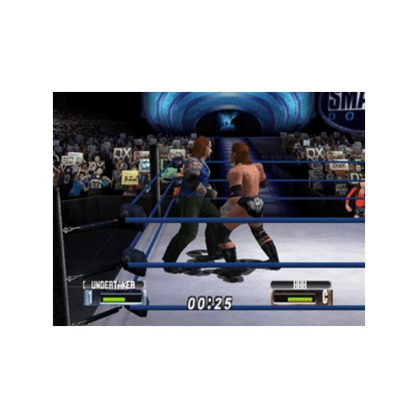 Top Five WWE Games of All Time #4: WWF No Mercy