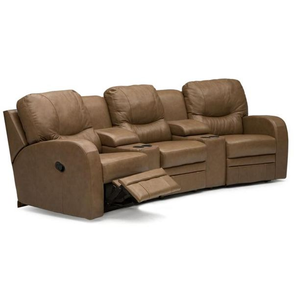 Home Theater Seating is comfortable, but far from intimate