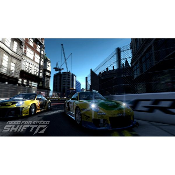 Xbox 360 Gamers' Need for Speed: Shift Video Game Review
