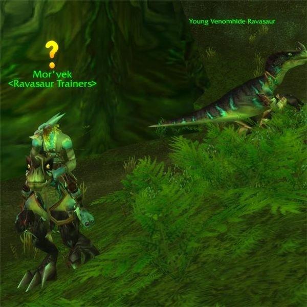 Venomhide Ravasaur Mount In World Of Warcraft Altered Gamer