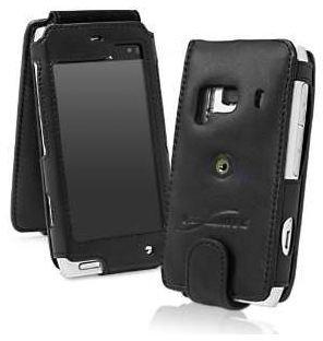 BoxWave Designio Leather Nokia N8 Case