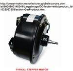 Typical Stepper Motor, Image