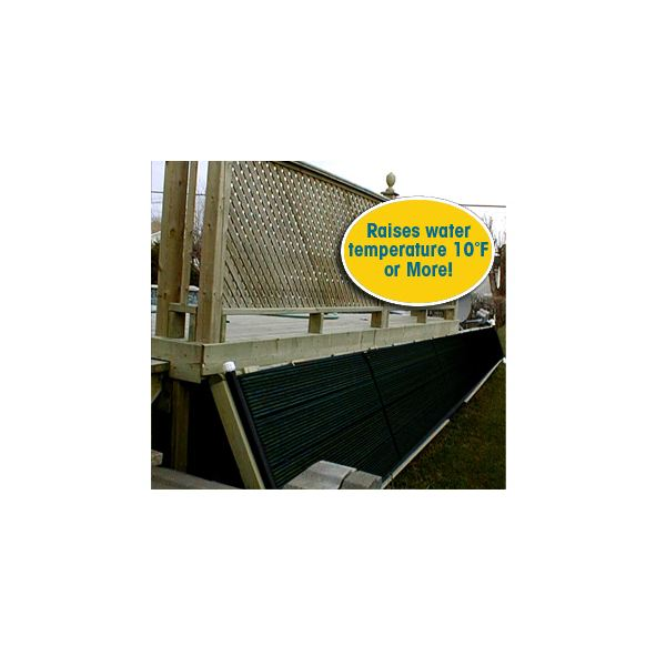 Sunheater Above Ground Solar Pool Heater