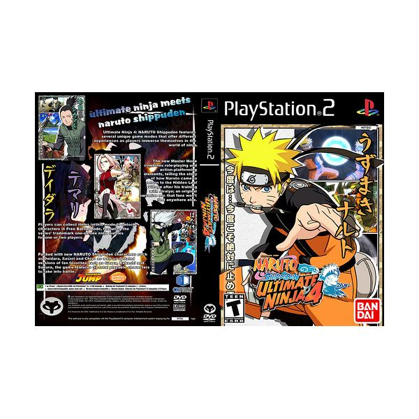 Cheats For Naruto Shippuden Ultimate Ninja 4 Altered Gamer