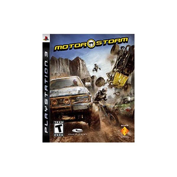 Playstation 3 Motorstorm Review